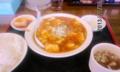 [南京亭]麻婆豆腐定食