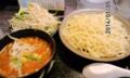 [ラーメン][☆☆][三ツ矢堂製麺]味噌つけめん中盛+野菜@三ツ矢堂製麺