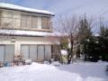 [雪]積雪32cm