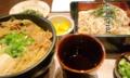 [水山][丼][蕎麦]すき焼き丼セット(蕎麦)