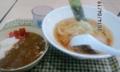 [カインズキッチン][ラーメン][丼][カレー]醤油ラーメン+ミニカレー丼