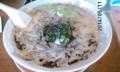 [ラーメン][☆☆][哲麺]醤油+キクラゲ@哲麺
