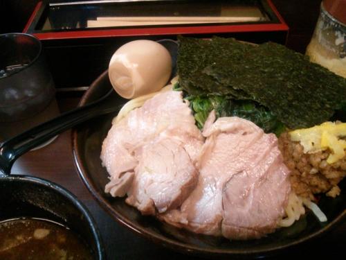 5月18日。格つけ麺