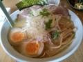[あじりん][ラーメン][☆☆]5月25日。特製鶏パイタンラーメン@あじりん