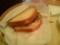 あつあつハムチーズ~2種のとろけるナチュラルチーズ@ドトール