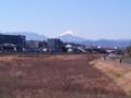 [富士山]久々の富士山