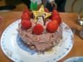 [ケーキ]クリスマスケーキ