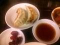[☆][東京亭]酢豚とラーメン餃子セット@東京亭