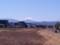 寒空の富士山