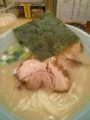 [おがわ][☆☆][ラーメン]半チャーシュー麺@おがわ