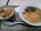 濃厚味噌ラーメンスタミナ丼セット@カインズキッチン