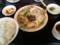 肉野菜炒め定食@東京亭