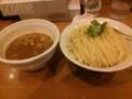 [桜坂][ラーメン][☆]濃厚煮干つけ麺@桜坂