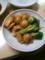 豚肉と茸のオイスターソース炒め@サカエヤ茶楼