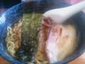 [ラーメン][☆☆☆][えびすや]カリーとラーメンのセット@えびすや