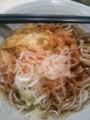 [蕎麦][高幡蕎麦]天麩羅そば@清流蕎麦