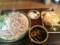 大根蕎麦大盛+かき揚げ@花園蕎麦