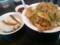 焼肉丼+2個餃子@南京亭