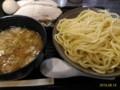 [ラーメン][☆][三ツ矢堂製麺]マル得つけ麺@三ツ矢堂製麺