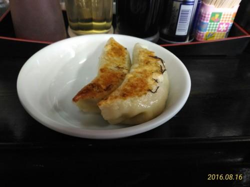 ジャンボ餃子@東京亭