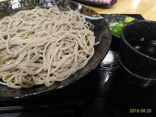 二八蕎麦@道の駅玉村宿