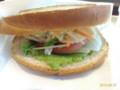 [ドトール]蒸し鶏とバジルポテトサラダ