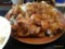チキンカツと唐揚げの合い盛り定食@かつや