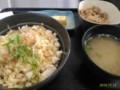 [丼][吉野家]豆腐ぶっかけ飯牛小鉢@吉野家