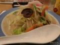 [☆☆][ラーメン][リンガーハット]野菜たっぷりラーメン@リンガーハット