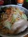 [☆☆][ラーメン][哲麺]野菜たっぷりラーメン@哲麺