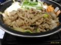 [☆][吉野家]牛すき鍋膳定食@吉野家