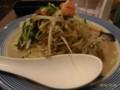 [ラーメン][☆][リンガーハット]野菜たっぷりチャンポン@リンガーハット
