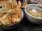 新春天丼+小蕎麦@てんや
