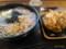 かけ大根蕎麦大盛り+かき揚げ@花園蕎麦