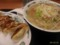 野菜たっぷりタンメン餃子@日高屋