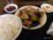 茄子と肉の味噌炒め@南京亭