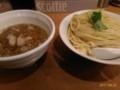 [桜坂][ラーメン][☆☆]ガーリック肉塩つけ麺@桜坂