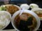 豚の生姜焼きラーメン餃子セット@東京亭