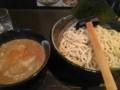 [美豚][ラーメン][☆☆]煮魚出汁つけ麺@美豚