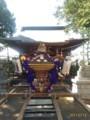 [神社]神輿と神社