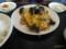 キクラゲと卵の炒め物定食@南京亭(滝山街道