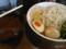 つけ麺+味玉@哲麺