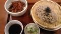 [㐂久好][蕎麦][丼]十勝小豚丼と蕎麦のセット@㐂久好
