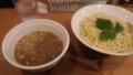 [ラーメン][桜坂][☆☆]濃厚煮干つけ麺大盛