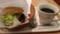 モーニング野菜バーガーセット