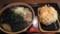 かけ大根蕎麦+かき揚げ