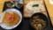田舎うどん+ミニカツ丼