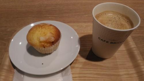 コーヒー&マフィン
