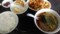 酢豚とラーメン餃子セット