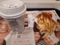 [マクドナルド]ポテトS+コーヒーS